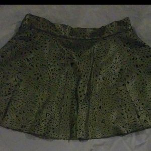 Black girl skirt *Used* Size 4/5